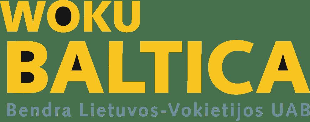 Logo WOKU Baltica Bendra Lietuvos-Vokietijos UAB