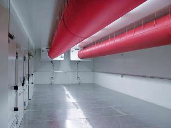 Textile air-distribution systems